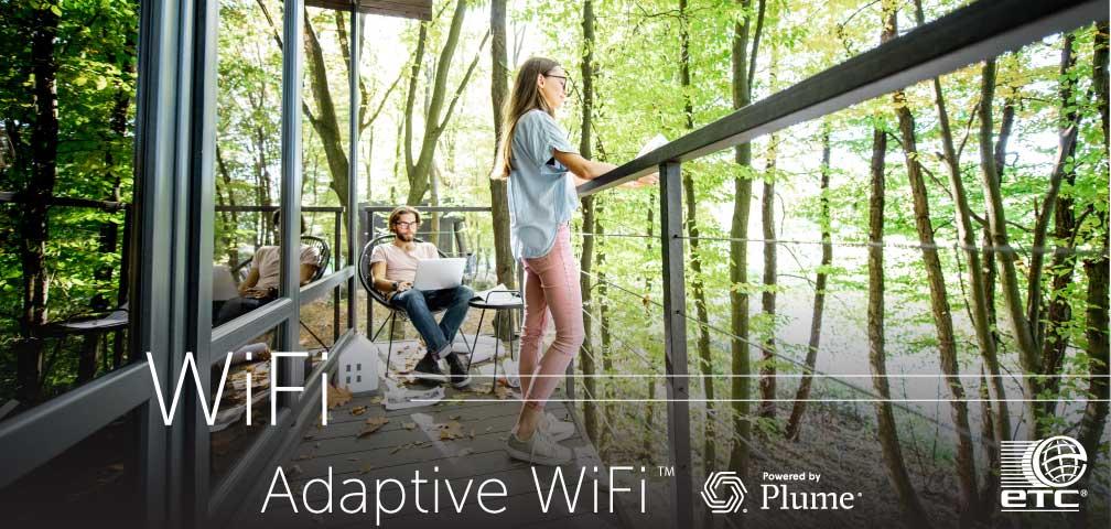 Adaptive WiFi